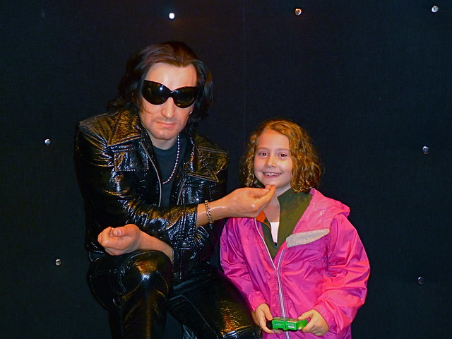 Bono and Ellie