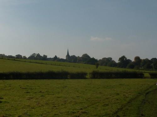 Hartfield Church Cowden to Eridge