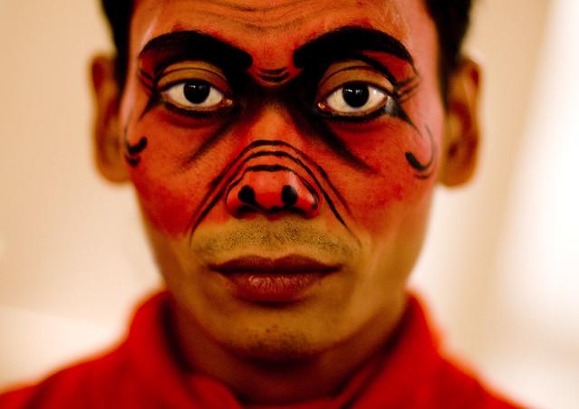 Dancer with make up, Java, Indonesia | Borobudur dancer, Jav… | Flickr