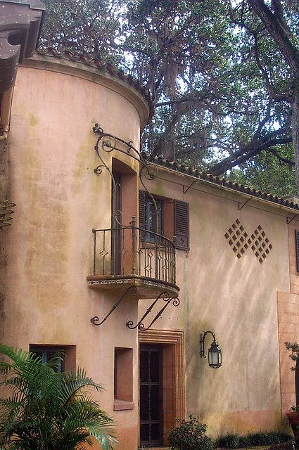 Pinewood Estate's Turret