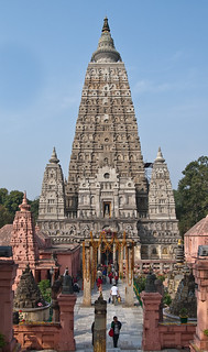 Mahabodhi Temple | by chaostrophy