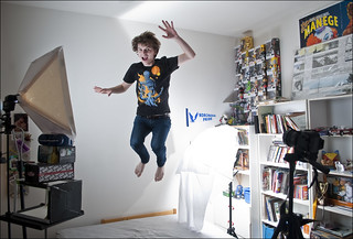 Jumping On The Bed | by Donovan Henneberg-Verity