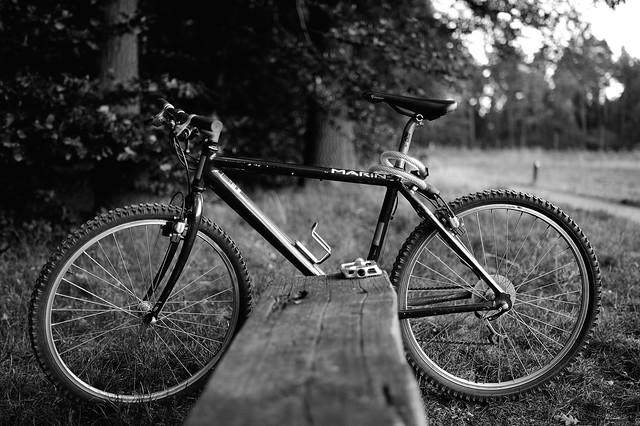 Mountain Bike @ f/1.4
