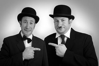 365 - 305 - Laurel and Hardy | by the brownhorse