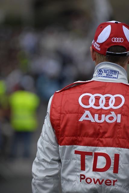 Audi - 24 heures du Mans 2008