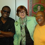 Thu, 12/07/2007 - 11:22am - Hugh Masekela at WFUV with Claudia Marshall