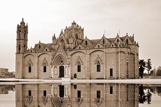 Church of Panagia in Lysi