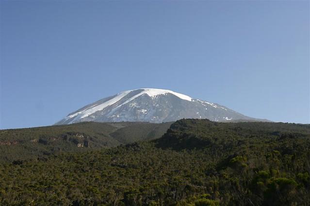 Kilimanjaro - Südwestseite / Mwekaroute