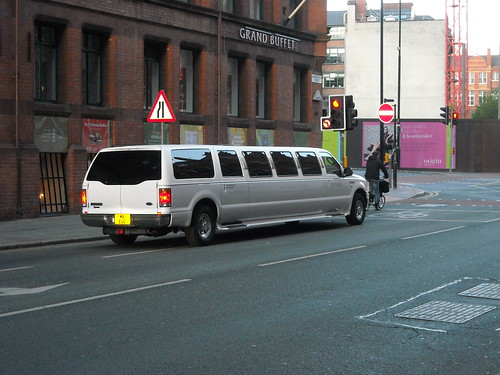 SUV Limo | by Gene Hunt