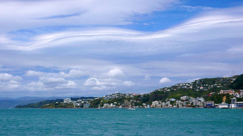 view from wellington harbor | by hopemeng