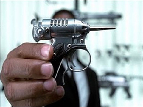 Noisy Cricket Gun Will Smiths Gun From Men In Black