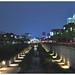 Night view of Cheonggyecheon stream