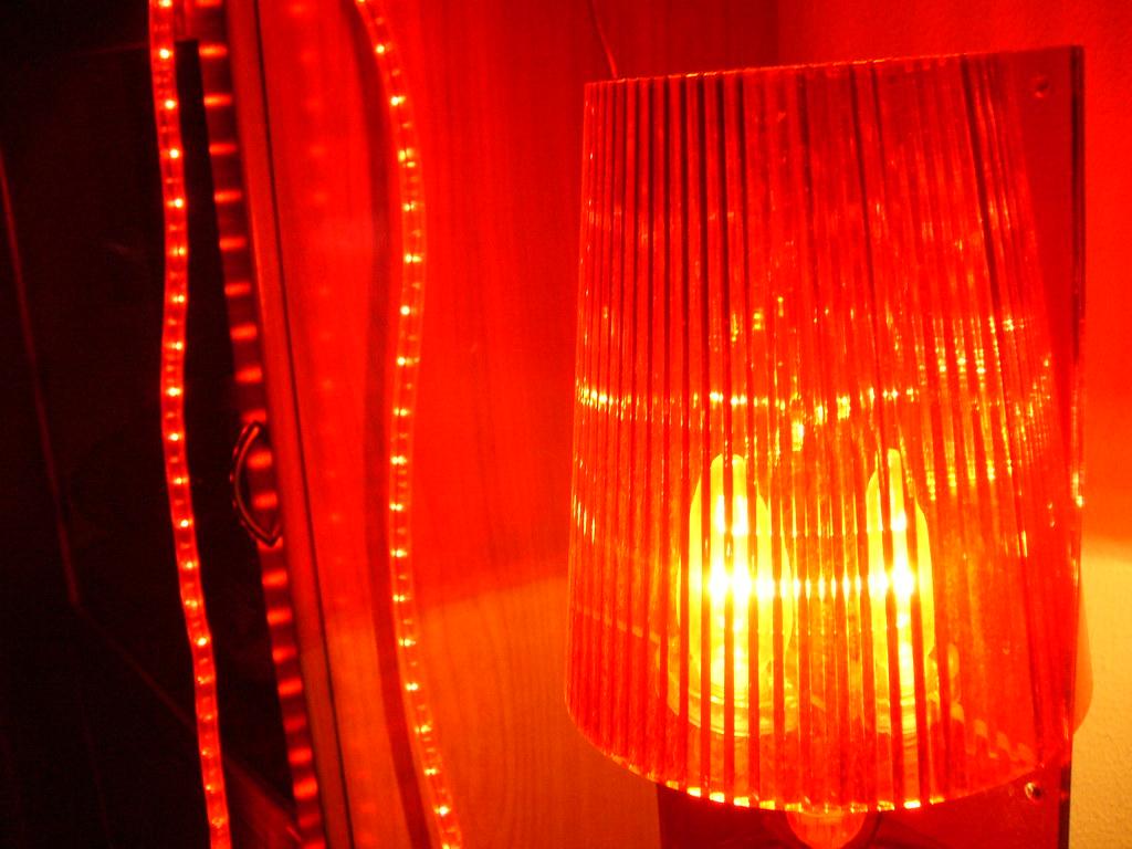 Lámpara Kartell Take, de Ferruccio Laviani