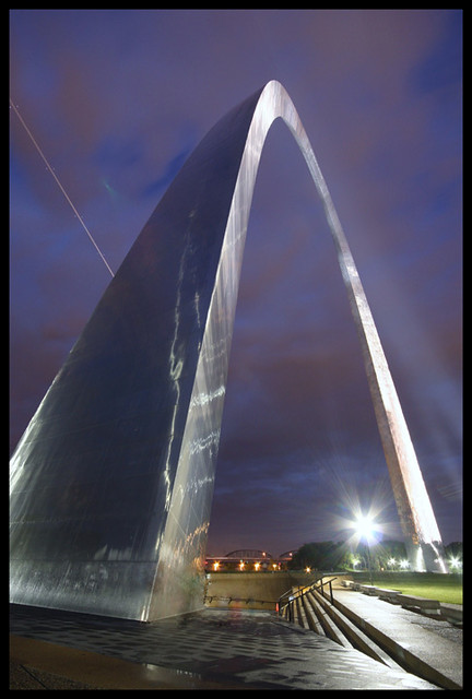 Gateway Arch St Louis Missouri to purchase this photo
