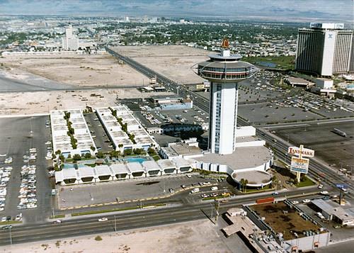 Landmark Hotel & Casino, 1973