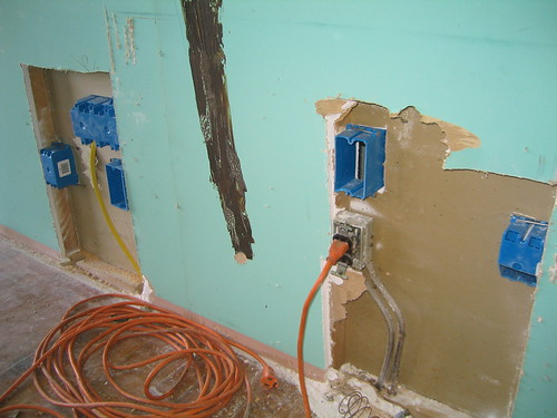 Siding and Drywall | by Tony O.