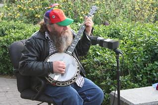 Rock 'n Roll Banjo | by cogdogblog