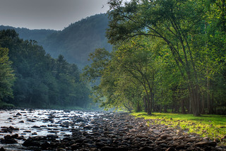 River HDR | by D.G.Flickr