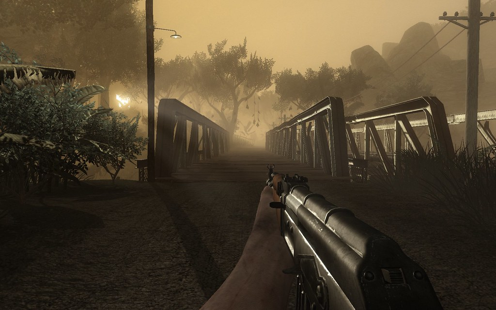 far cry 2 gameplay pc max settings