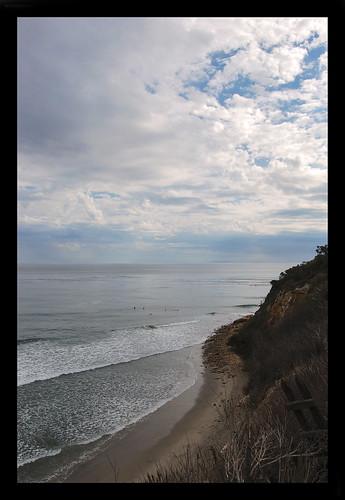 ocean california sky sun beach beautiful sunshine clouds coast waves view c tide playa scene calm malibu cliffs amanecer pointdume pacificocean shore cielo vista serene acantilado oceano californiacoast orilla littledume mahourivera
