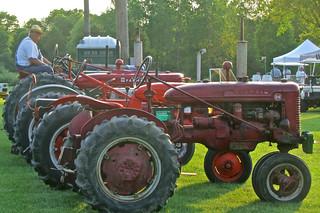Farmall tractors | by ellenm1