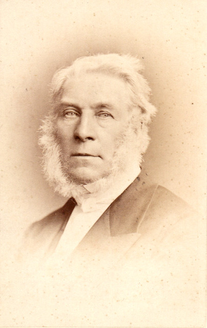 Portrait of James Glaisher (1809-1903), Meteorologist