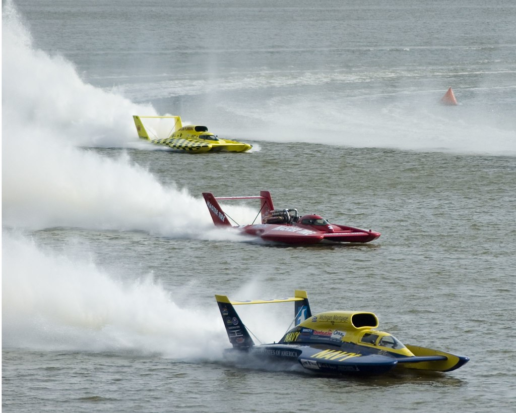 Unlimited Hydroplanes | Unlimited Hydroplane Races  Part of