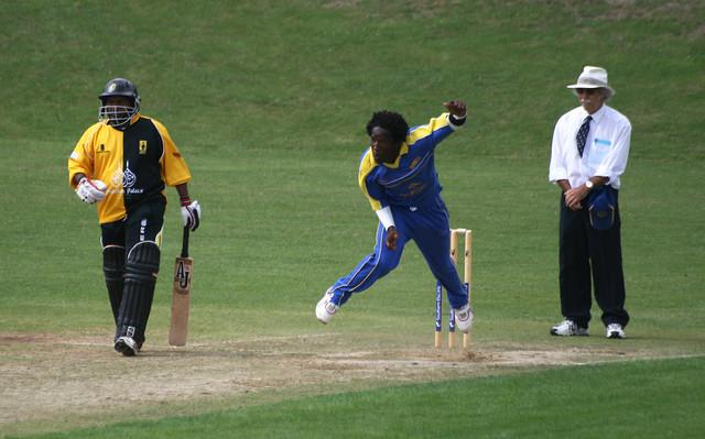 United colours of Cricket - Ventnor CC Vs Lashings World XI