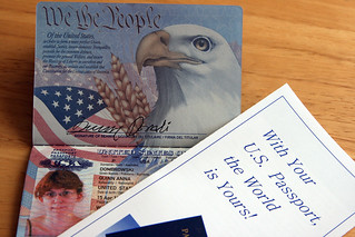 My U.S. Passport will let me conquer the world? | by quinn.anya