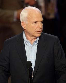 John McCain Sound Check 3   by Second City Warehouse