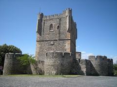Замок Браганса