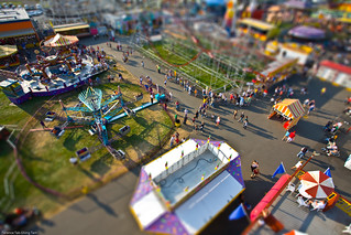 Miniature Fair Attendees | by ttstam