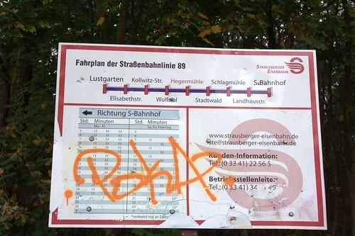 Strausberger Eisenbahn | by rmoriz