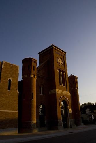 church sunrise mapped stcloud holyangels bluegradient