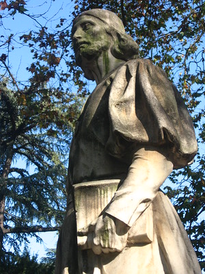 Ludovico Ariosto - Parco del Popolo (Reggio Emilia)