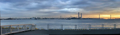 Nagoya Port panorama | by emrank