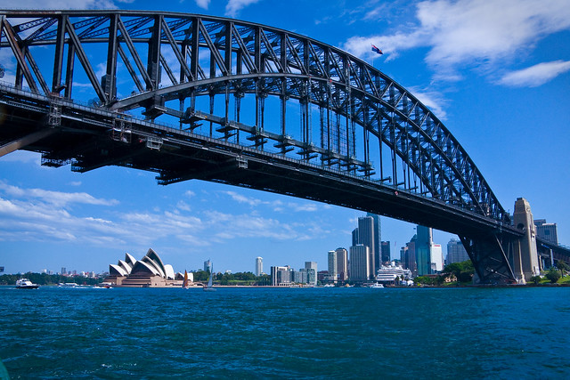 My Sydney Postcard