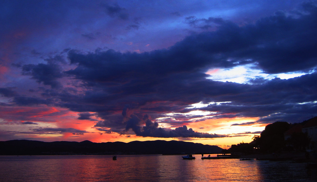 Orebic, Croatia | cloud porn | pengusz | Flickr