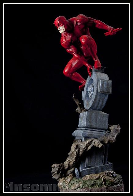 Sideshow Daredevil Comiquette