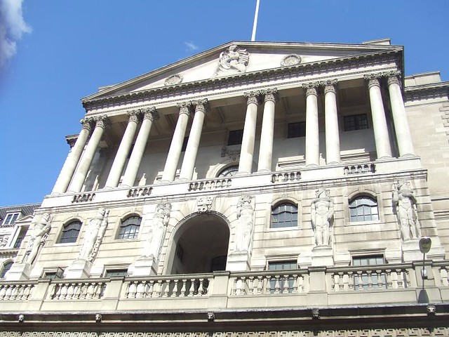 Bank of England 1920 addition