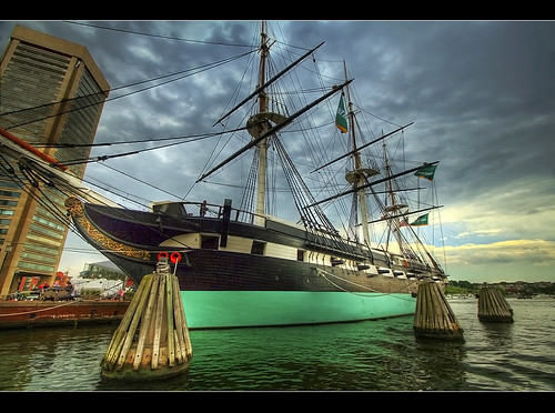 uss constellation baltimore maryland | by stevehdc
