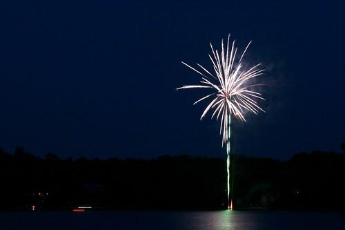 4th of July Fireworks | by splityarn