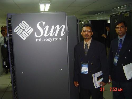 Sun Servers