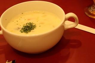 クリームスープ | by sekido