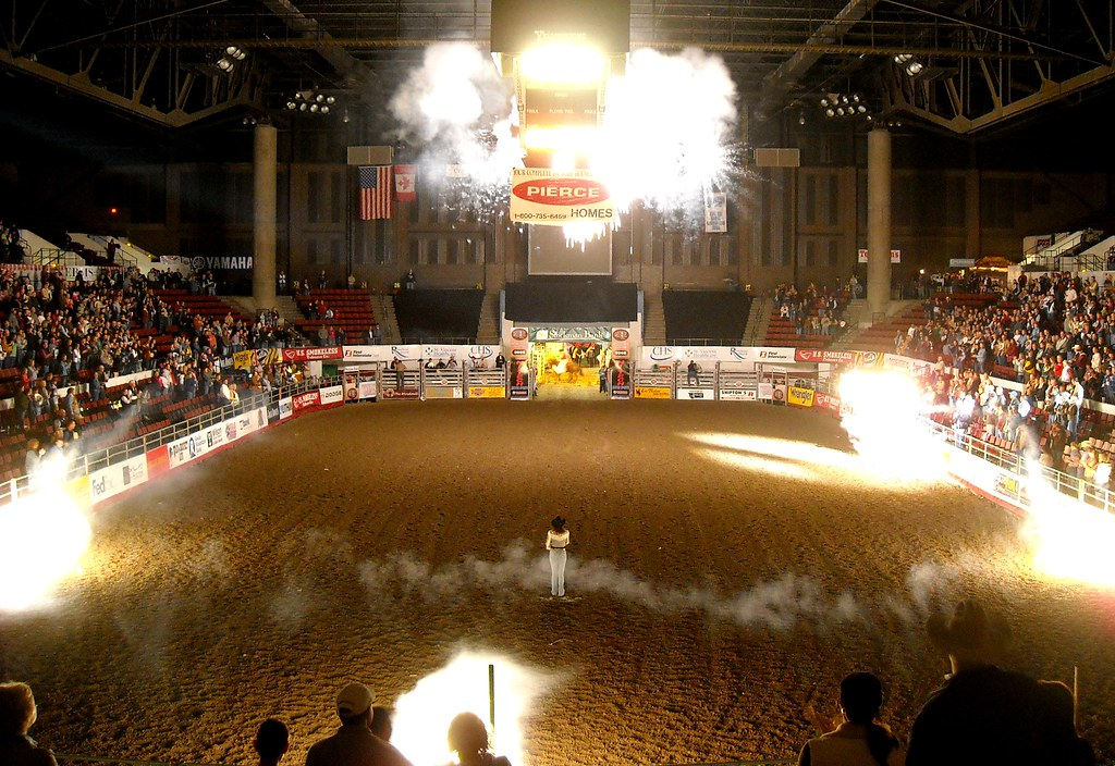 Nile Rodeo Billings Montana Kevin Flickr
