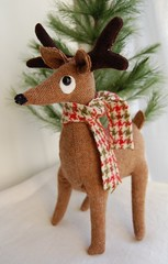 Blitzen  the  Reindeer | by minoridesign