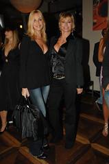 Stefania Orlando e Carmen Russo