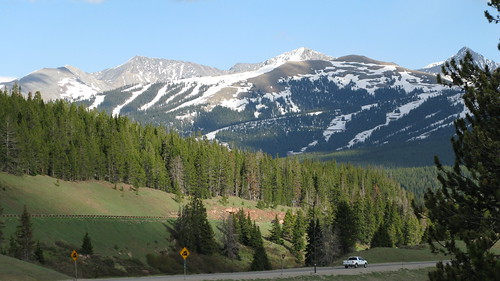 The view from Vail Pass | by rpongsaj