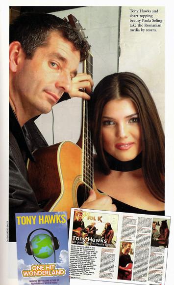 Tony Hawks - book (page)