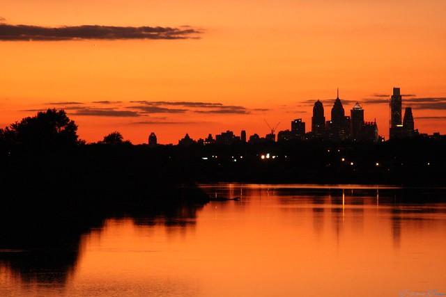Philadelphia On Fire